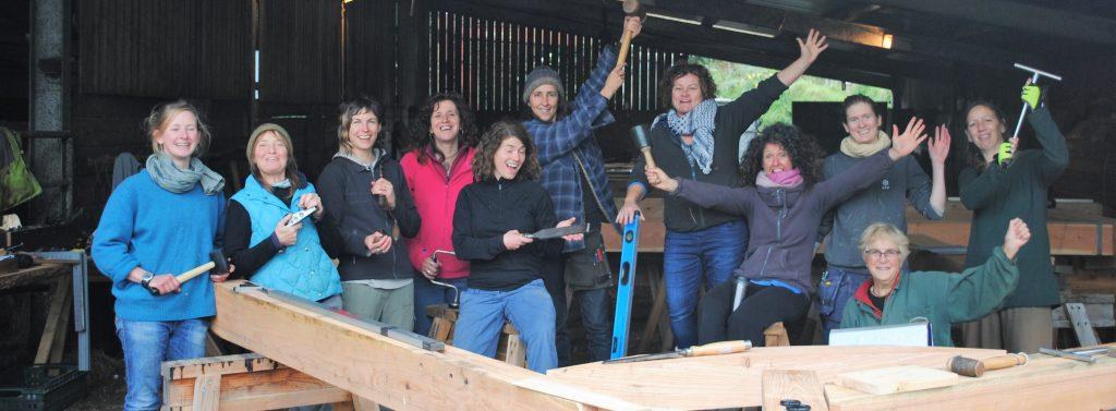 Women Carpenters