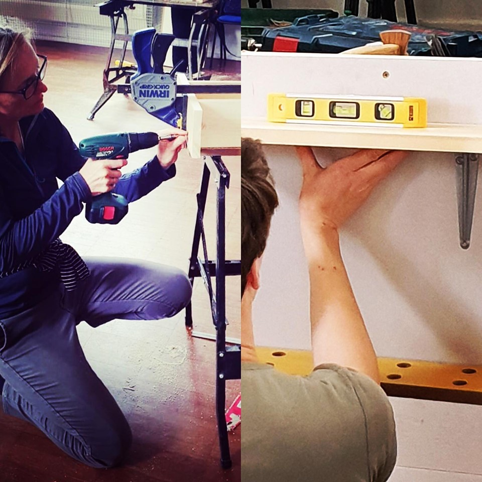 Carpentry and Power Drills